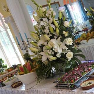 Location-de-salle-avec-traiteur-la-bella-vita-Mariage-bouquet