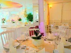 La bella vita met à disposition ses salles de mariages et réception à Athis-mons en Essonne dans le 91