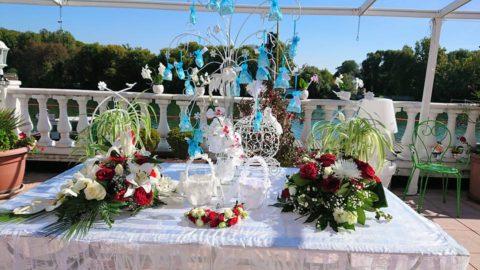 Décoration extérieure mariage Athis-Mons 91