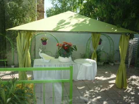 Barnum mariage Athis-Mons