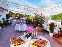 aperitif en terrasse